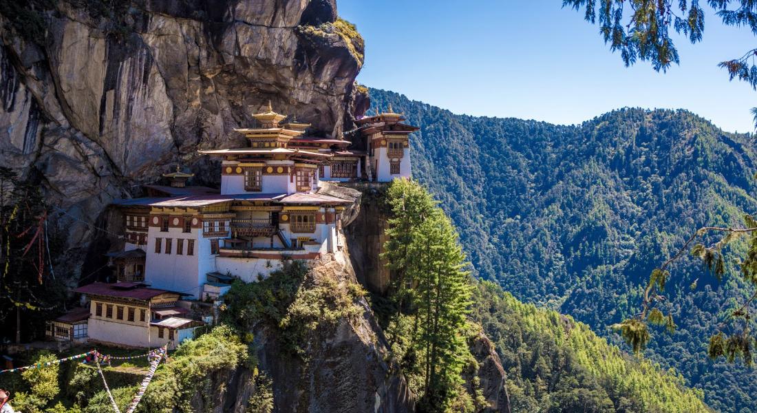 Królestwo Bhutanu, Darjeeling i Sikkim BHU12