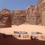 Pustynia Wadi Rum